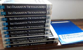 Iso Raamatun tietosanakirja 1-10