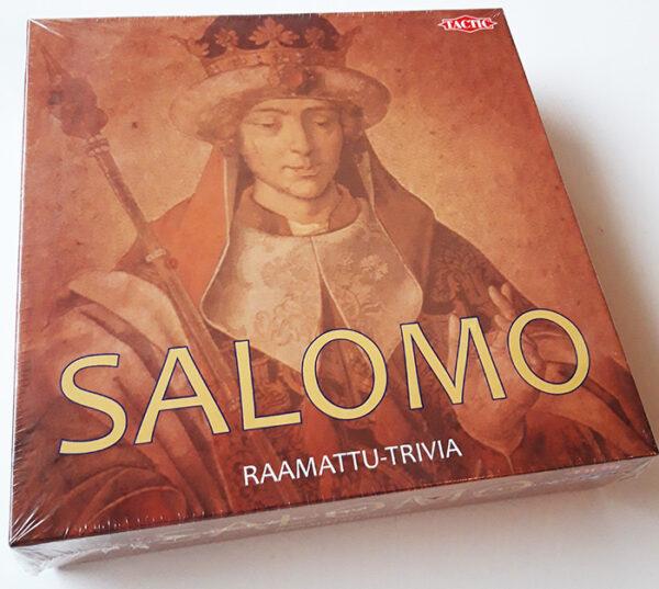 Salomo trivia